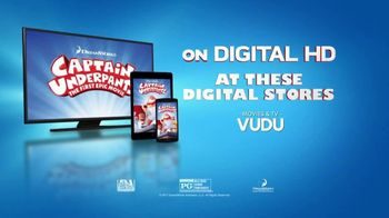 Captain Underpants: The First Epic Movie Home Entertainment TV Spot - Thumbnail 10