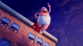 Captain Underpants: The First Epic Movie Home Entertainment TV Spot - Thumbnail 8