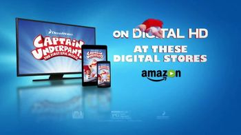 Captain Underpants: The First Epic Movie Home Entertainment TV Spot - Thumbnail 9