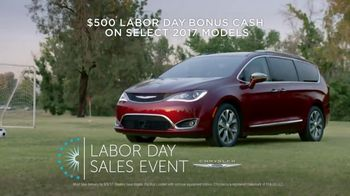 Chrysler Labor Day Sales Event TV Spot, 'Before Functionality' [T2] - Thumbnail 7