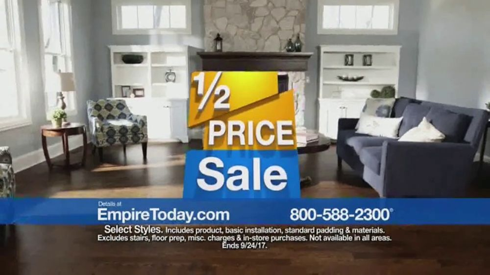 Empire Today 12 Price Sale Tv Commercial Flooring Styles Ispot