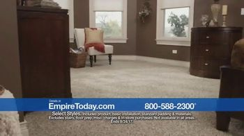 Empire Today 1/2 Price Sale TV Spot, 'Flooring Styles' - Thumbnail 3