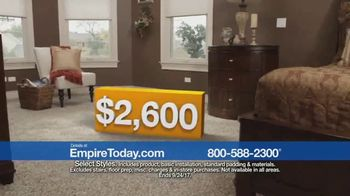 Empire Today 1/2 Price Sale TV Spot, 'Flooring Styles' - Thumbnail 4