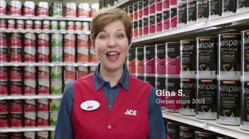 ACE Hardware Labor Day Sale TV Spot, 'Buy Two Get One Free Paint' - Thumbnail 2