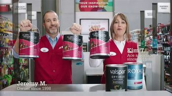 ACE Hardware Labor Day Sale TV Spot, 'Buy Two Get One Free Paint' - 1243 commercial airings