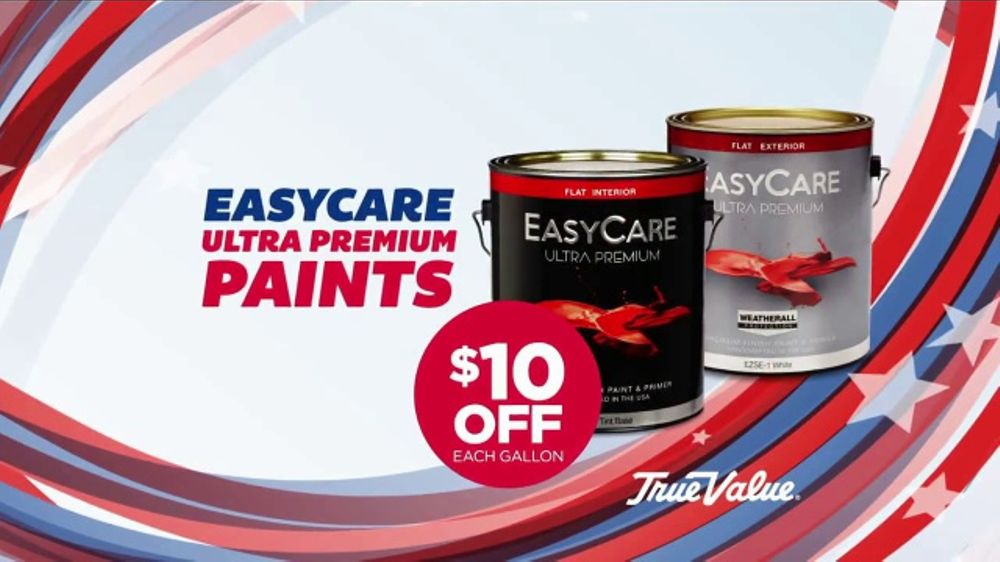 True Value Hardware Labor Day Sale TV Commercial, 'Paint Savings'