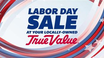 True Value Hardware Labor Day Sale TV Spot, 'Paint Savings' - Thumbnail 1