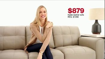 Macy's Labor Day Sale TV Spot, 'Furniture and Rugs'
