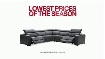 Macy's Labor Day Sale TV Spot, 'Furniture and Rugs' - Thumbnail 3