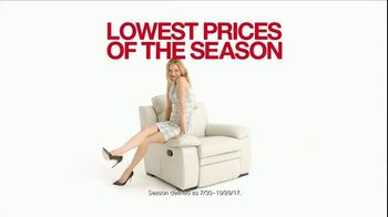 Macy's Labor Day Sale TV Spot, 'Furniture and Rugs' - Thumbnail 4