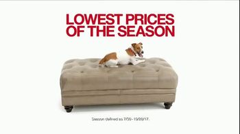 Macy's Labor Day Sale TV Spot, 'Furniture and Rugs' - Thumbnail 5