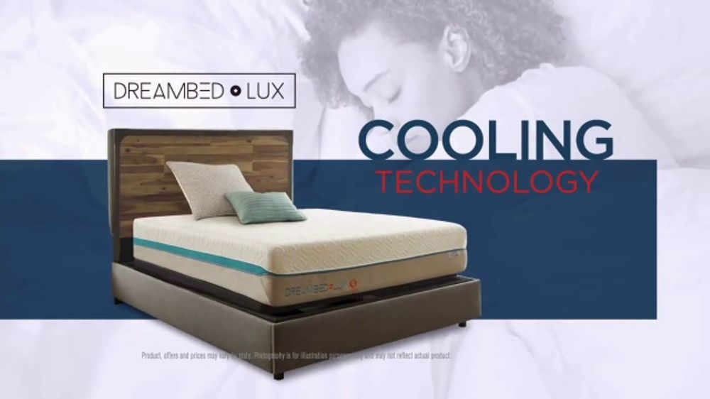 meet db822 a640c Mattress Firm Labor Day Sale TV Commercial, 'Blind Test: Dream Bed Lux' -  Video