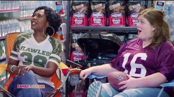 Family Dollar TV Spot, 'Tailgate' - 7 commercial airings