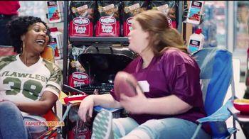 Family Dollar TV Spot, 'Tailgate' - Thumbnail 5