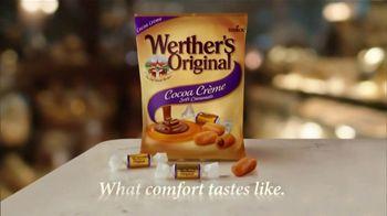 Werther's Original Cocoa Crème Soft Caramels TV Spot, 'Irresistible' - Thumbnail 8
