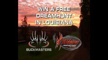 2017 Buckmasters Louisiana Dreamhunt TV Spot, 'All the Action'
