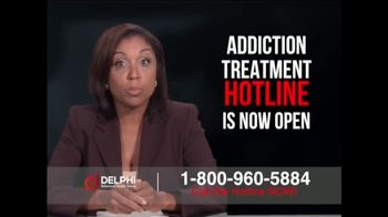 Delphi Behavioral Health Group TV Spot, 'Addiction Treatment Hotline' - Thumbnail 6