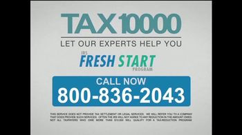 TAX10000 TV Spot, 'Fresh Start' - Thumbnail 9