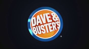 Dave and Buster's TV Spot, 'Play Five New Games' - Thumbnail 1