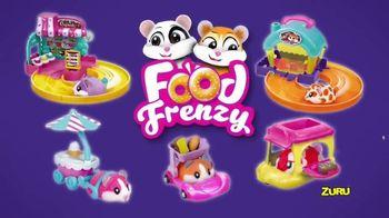 Zuru Hamsters in a House Food Frenzy TV Spot, 'Yummy Fun' - Thumbnail 9