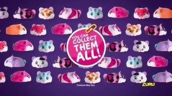 Zuru Hamsters in a House Food Frenzy TV Spot, 'Yummy Fun' - Thumbnail 4