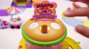 Zuru Hamsters in a House Food Frenzy TV Spot, 'Yummy Fun' - Thumbnail 5