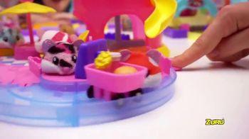 Zuru Hamsters in a House Food Frenzy TV Spot, 'Yummy Fun' - Thumbnail 6