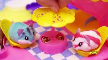 Zuru Hamsters in a House Food Frenzy TV Spot, 'Yummy Fun' - Thumbnail 7