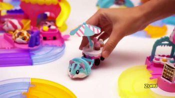 Zuru Hamsters in a House Food Frenzy TV Spot, 'Yummy Fun' - Thumbnail 8