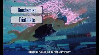 Rice University TV Spot, 'Be Unconventional'