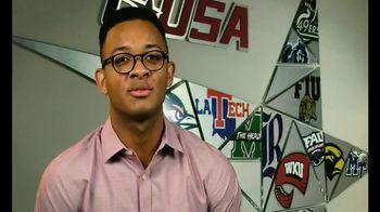 Conference USA TV Spot, 'Rice University: Patrick'