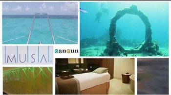 Mexico Tourism Board TV Spot, 'Cancun: Explore, Discover and Play'