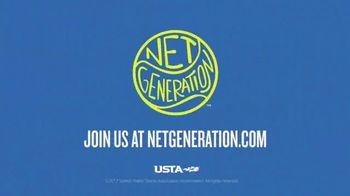 USTA TV Spot, 'Net Generation: I Am What's Next' - Thumbnail 5
