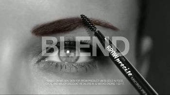 Maybelline New York Brow Precise Micro Pencil TV Spot, 'Fill and Blend' - Thumbnail 6
