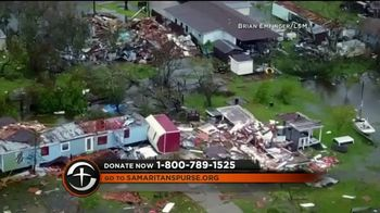 Samaritan's Purse TV Spot, 'Hurricane Harvey'
