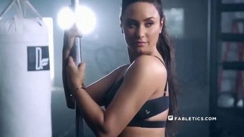Fabletics.com TV Spot, 'Fall Collection' Featuring Demi Lovato