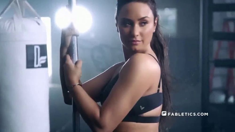 Fabletics.com TV Commercial, 'Fall Collection' Featuring Demi Lovato