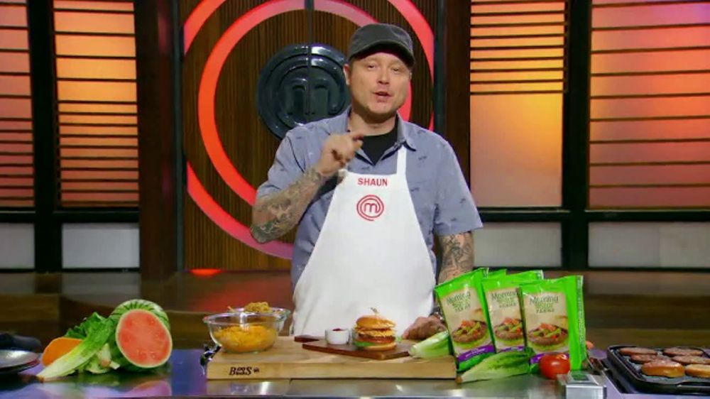 Morningstar Farms Spicy Black Bean Burger Tv Commercial Fox Labor