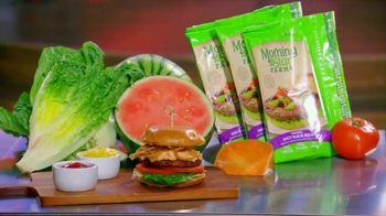 Morningstar Farms Spicy Black Bean Burger TV Spot, 'FOX: Labor Day' - Thumbnail 5