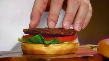 Morningstar Farms Spicy Black Bean Burger TV Spot, 'FOX: Labor Day' - Thumbnail 6