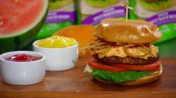 Morningstar Farms Spicy Black Bean Burger TV Spot, 'FOX: Labor Day' - Thumbnail 8