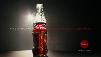 Coca-Cola Zero Sugar TV Spot, 'Taste for Yourself' - Thumbnail 10