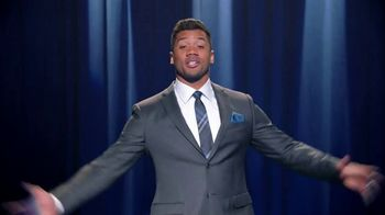 Alaska Airlines TV Spot, 'The Russell Wilson Show: Sea Chop' - Thumbnail 10