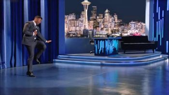 Alaska Airlines TV Spot, 'The Russell Wilson Show: Sea Chop' - Thumbnail 5
