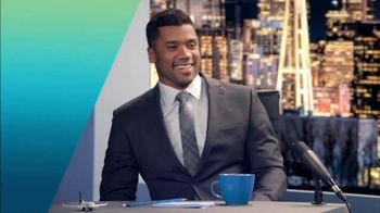 Alaska Airlines TV Spot, 'The Russell Wilson Show: Sea Chop' - 1 commercial airings