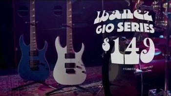 Guitar Center Labor Day Savings Event TV Spot, 'Band Gear' - Thumbnail 5