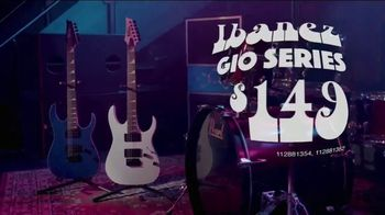 Guitar Center Labor Day Savings Event TV Spot, 'Band Gear' - Thumbnail 6