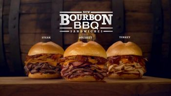 Arby's Bourbon BBQ Sandwiches TV Spot, 'American' - Thumbnail 9