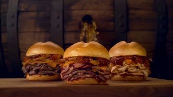 Arby's Bourbon BBQ Sandwiches TV Spot, 'American' - Thumbnail 7