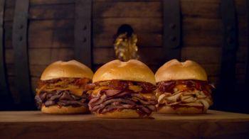 Arby's Bourbon BBQ Sandwiches TV Spot, 'American' - Thumbnail 8